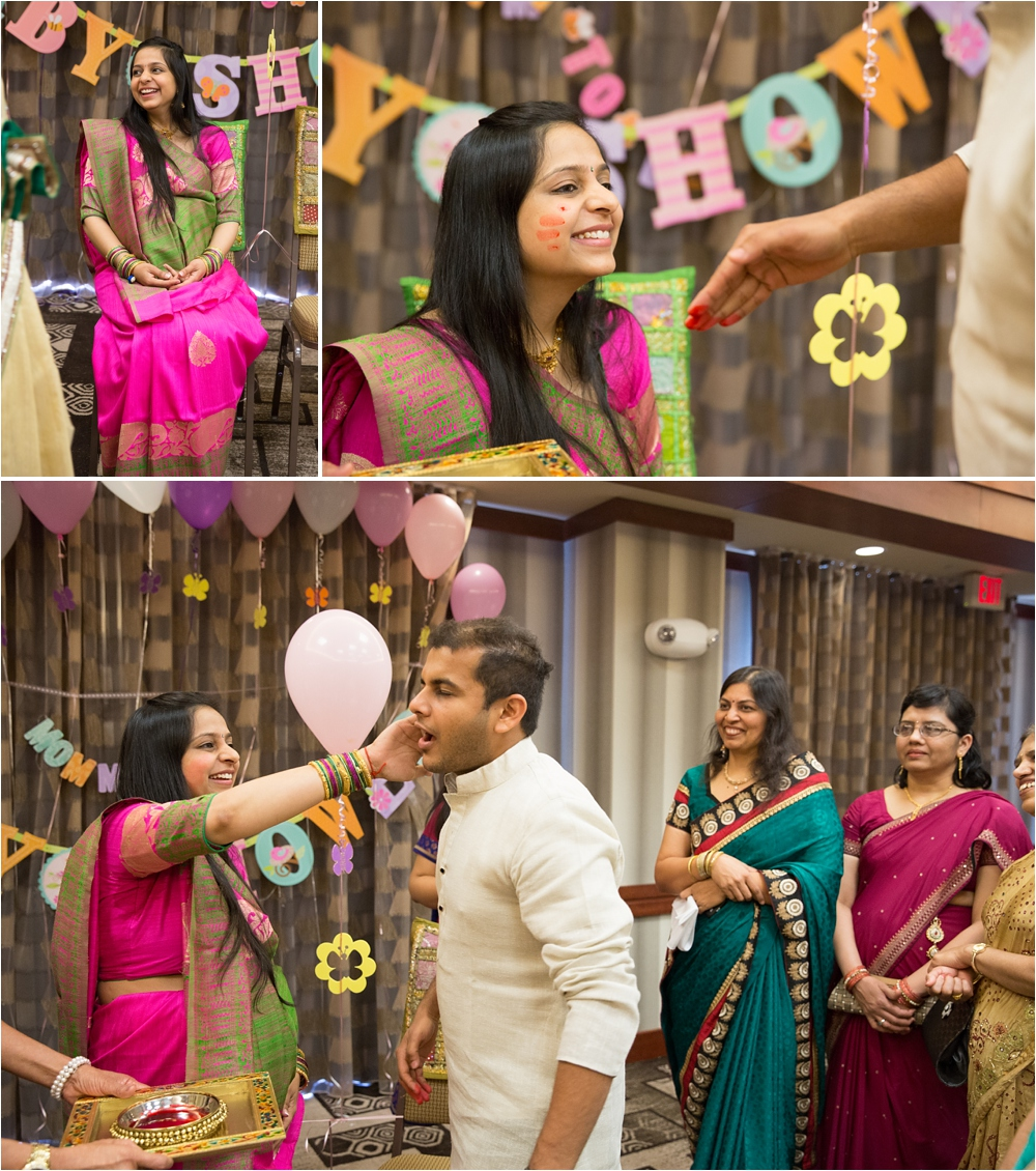 indian baby shower photographer boston indian photographer