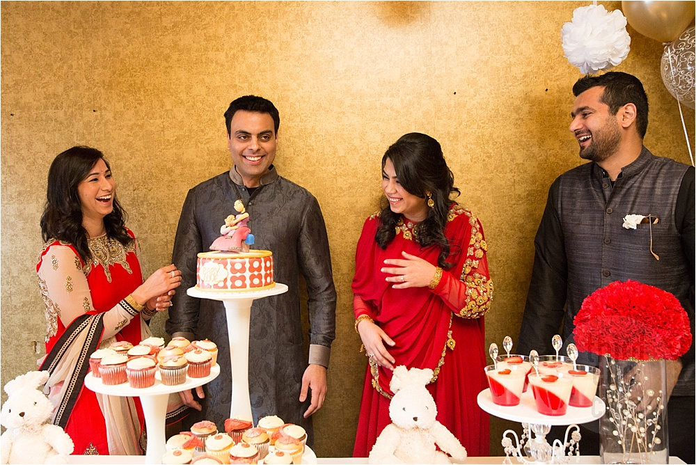 Indian Baby Shower Celebrationthird Eye Chic Studio